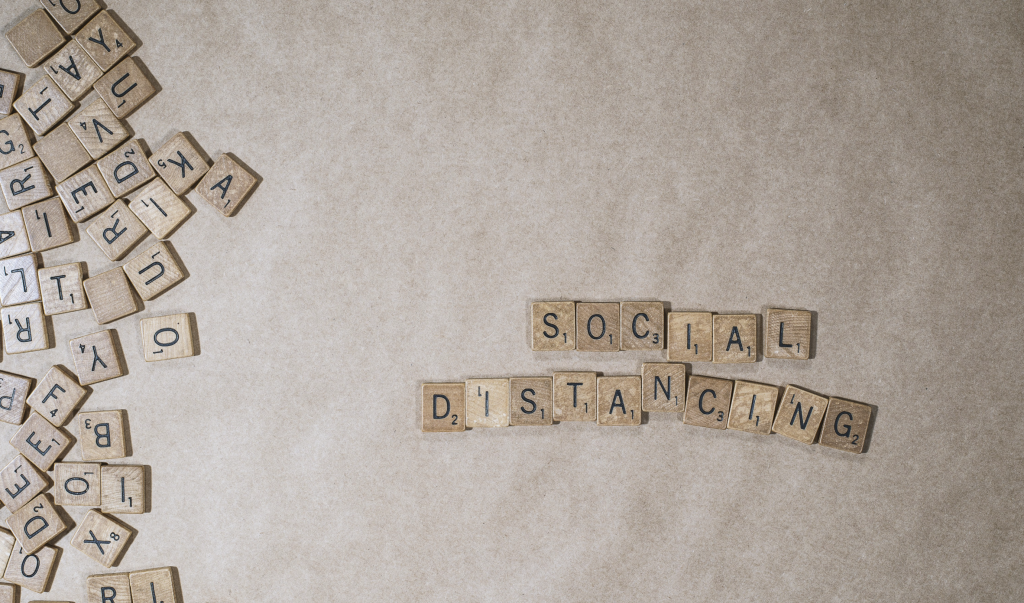 Social Distancing: Photo By Samantha Hurley from Burst